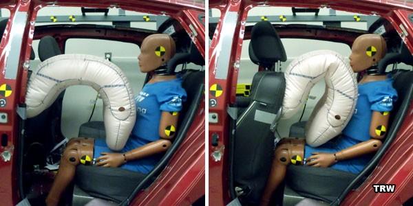 ความปลอดภัยที่พัฒนาต่อเนื่องในรถยนต์