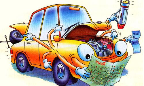 วิธีประหยัดน้ำมันจากตัวผู้ขับขี่
